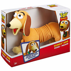 Alex Toys Disney Pixar Toy Story Plush Slinky Dog