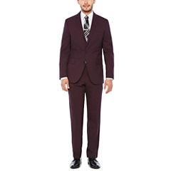 JF J.Ferrar Merlot Suit Separates-Classic