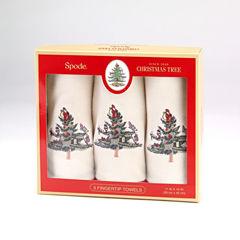 Avanti Spode Christmas Tree Fingertip Towel