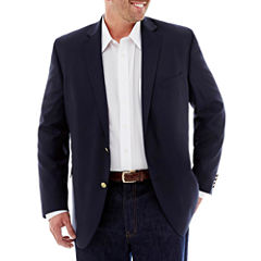 Stafford® Executive Hopsack Blazer–Big & Tall