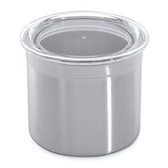 Studio Stainless Steel Canister with Lid 3.75 cups