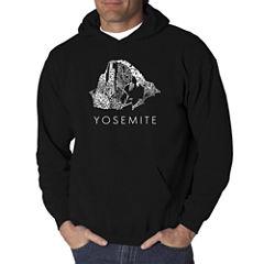 Los Angeles Pop Art Yosemite Logo Hoodie