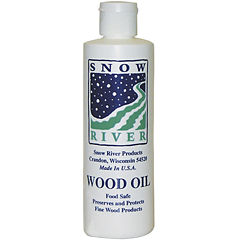 Snow River® 8-oz. Wood Oil