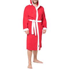 Family Pajama Santa Robe- Men's