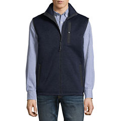 St. John's Bay Fleece Vest