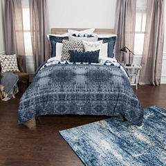 Rizzy Home Winston Willow 3-pc. Duvet Cover Set