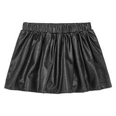 Okie Dokie Knit Full Skirt - Preschool Girls