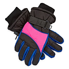 WinterProof Girls Cold Weather Gloves-Big Kid