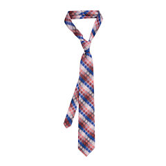 Van Heusen® Tie Right Rounded Diamond Tie