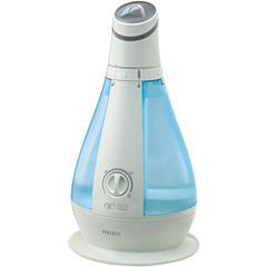 HoMedics® Cool Mist Ultrasonic Humidifier + Oscillating Head