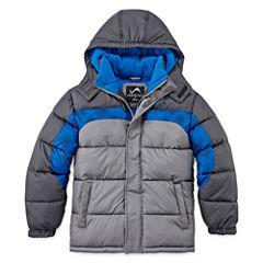 Vertical 9 Puffer Jacket - Big Kid