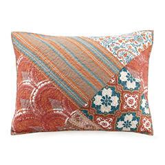 1977 Dry Goods Granada Pillow Sham