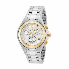 Techno Marine Womens Silver Tone Bracelet Watch-Tm-215024