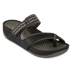 Yuu Daley Womens Slide Sandals