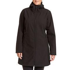 Champion® Hooded Softshell Jacket - Plus