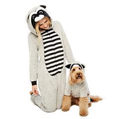 Racoon One Piece Pet Pajama
