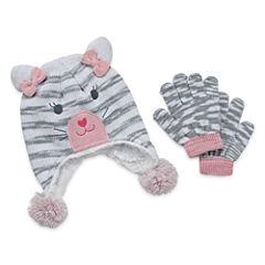 Okie Dokie Cold Weather Set-Preschool Girls
