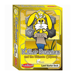 Playroom Entertainment Killer Bunnies Odyssey LandStarter Deck