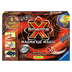 Ravensburger Science X Mini - Magnetic Magic