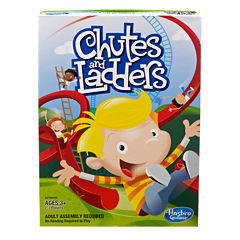 Hasbro Chutes and Ladders Game