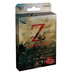 University Games World War Z Card Game
