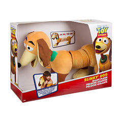 Slinky Giant Slinky Dog Plush