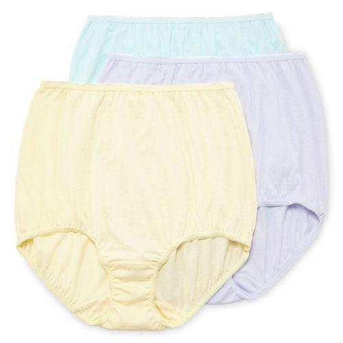 Underscore® 3-pk. Cotton Briefs