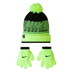 Nike Velocity Hat & Glove Set - Boys