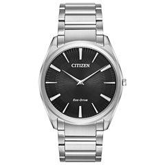 Citizen Mens Silver Tone Bracelet Watch-Ar3070-55e