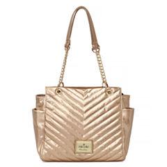 Nicole By Nicole Miller Lola Shoulder Bag