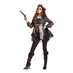 Buyseasons Pirates Of The Caribbean 5 6-pc. Dress Up Costume Womens