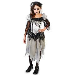Haunted Princess Bride Child Costume
