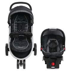 Graco® Aire 3 Click Connect™ Travel System - Gotham
