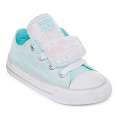 Converse Chuck Taylor All Star Double  Tongue - Ox Girls Sneakers