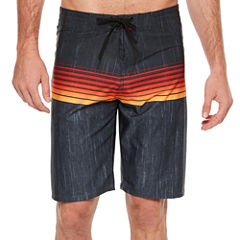 Burnside Endless Stripe Board Shorts
