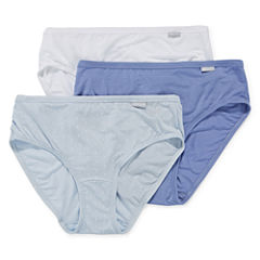 Jockey® Elance® Supersoft 3-pk. Hipster Panties - 2072