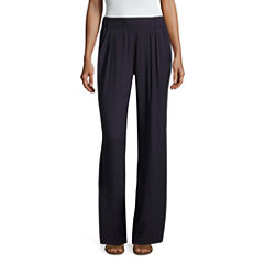 Tyte Jeans Relaxed Fit Crepe Pull-On Pants-Juniors