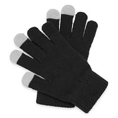 Mixit Touch Tech Knit Cold Weather Gloves