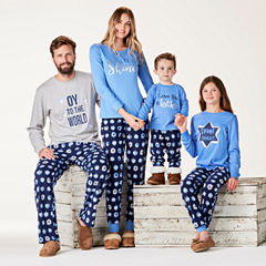 #famjams Hanukkah Family Pajamas