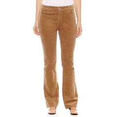 St. John's Bay Corduroy Classic Fit Corduroy Pants