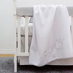 Living Textiles Little Explorer Crib Sheet