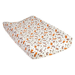 Trend Lab Wild Bunch Changing Pad Cover