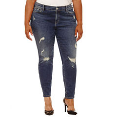 Boutique + Skinny Jeans-Plus (29