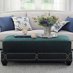 Chic Home Gianni Ottoman