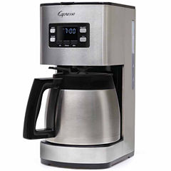 Capresso ST300 10-Cup Stainless Steel Coffee Maker