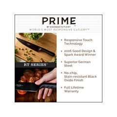 Chicago Cutlery  Prime By Chicago Cutlery 7-Pc. Block Set 7-pc. Knife Block Set