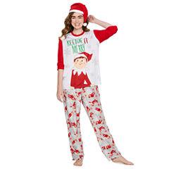 Elf on the Shelf Family Pajama Set- Women's