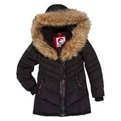 Canada Weather Gear Bubble Parka - Girls