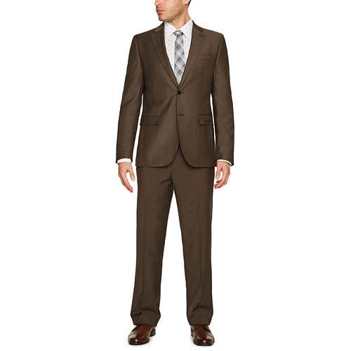 J.Ferrar Slim Fit Stretch Suit Jacket-Slim