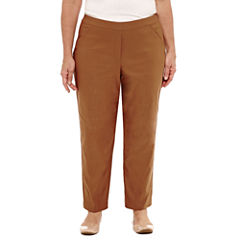 Alfred Dunner Jungle Habitat Allure Pants-Plus